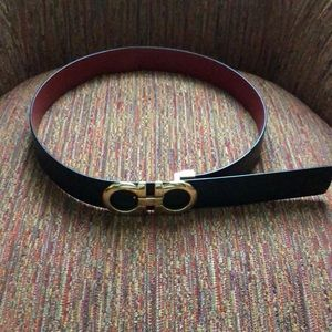 Women's Ferragamo belt